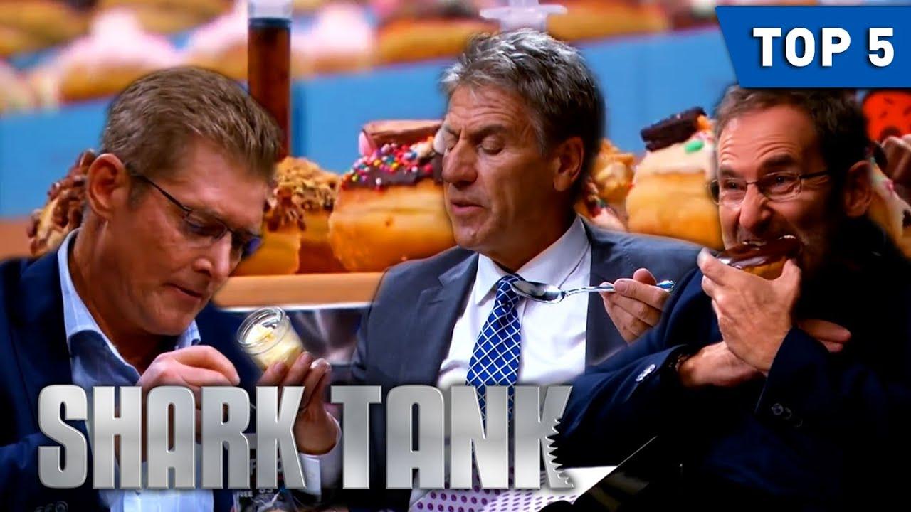 Download Top 5 Most Delicious Desserts!   Shark Tank AUS
