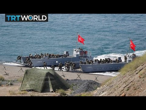 Turkey Military Drills: Turkey hosts massive joint military drill