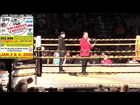 32nd Annual Tri-State Original Toughman Contest 2020 / Highlights / Extended Version