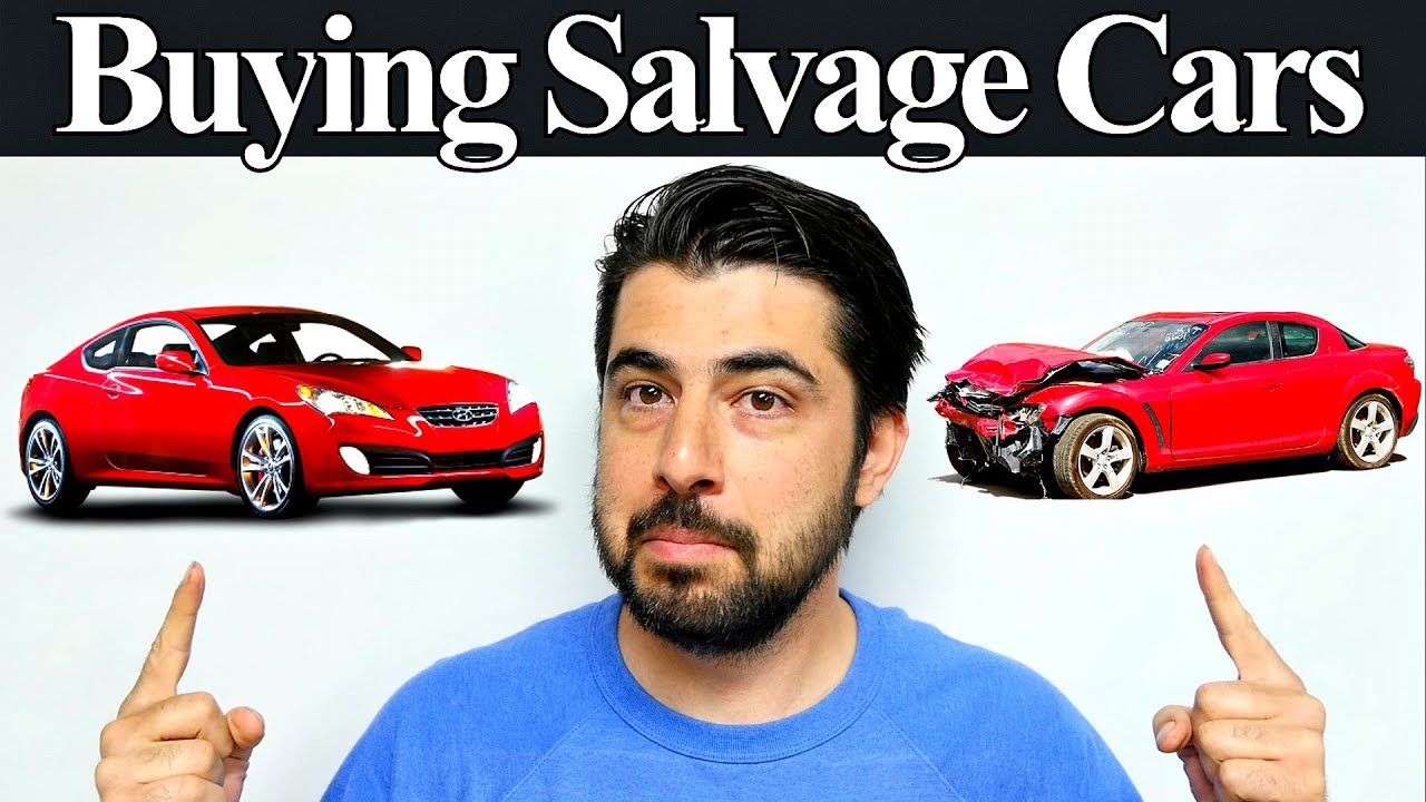 Are Salvage Title Vehicles Amazing Buys? Plus Audi Update - YouTube