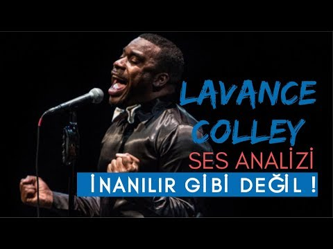 Unbelievable ! Lavaca Colley Voice Analysis