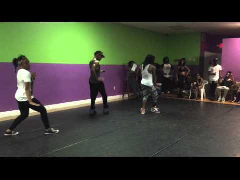 #IamSID SweatShop Dance Class Miami