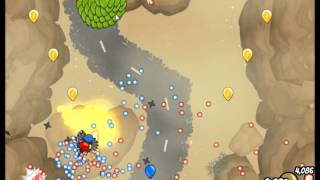 Bloons Super Monkey 2 Bloons Dunes