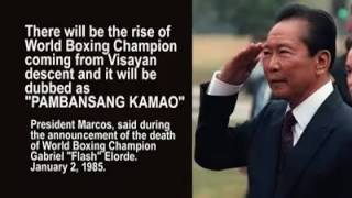 President Marcos Prediction in the Ph Future