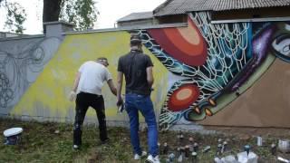 Всеукраїнський графіті фестиваль