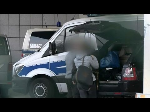 Germany deports failed asylum seekers