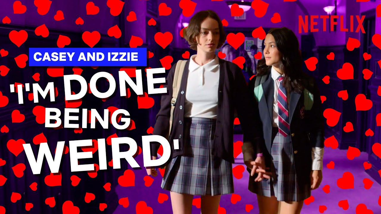 Download Casey and Izzie: A Relationship Timeline | Atypical