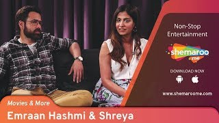 Is Emraan Hashmi underrated? Interview with Siddharth Kannan   Why Cheat India   Movies & More