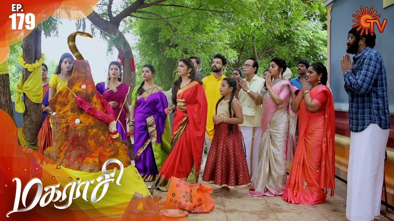 Download Magarasi - Ep 179 | 18 Sep 2020 | Sun TV Serial | Tamil Serial