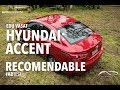 Hyundai Accent 2018: Hecho en México