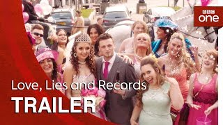 Love, Lies & Records: Trailer - BBC One