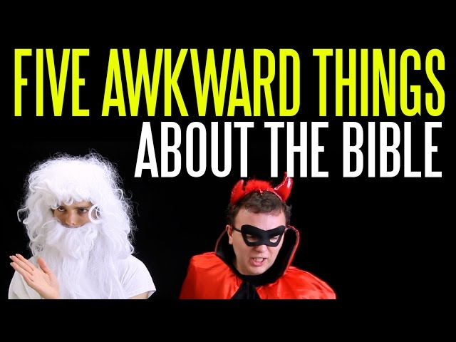 Five Awkward Things in the Bible - YouTube