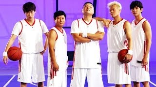 Cool Kiz on the Block | 우리동네 예체능 : Cool Kiz in Saipan / New Basketball Team (2013.10.29)