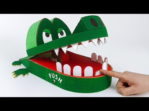 Thumbnail: Making Crocodile Dentist Toy for All Family