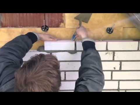 Zwischenwand bauen nicht tragende wand mauern funnydog tv - Ytong verputzen anleitung ...