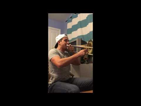 Trombone Playing