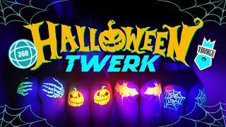 HALLOWEEN TWERK • The Black Eyed Peas - Action • Spooky Dance in 360 Degrees • 5K VR Video