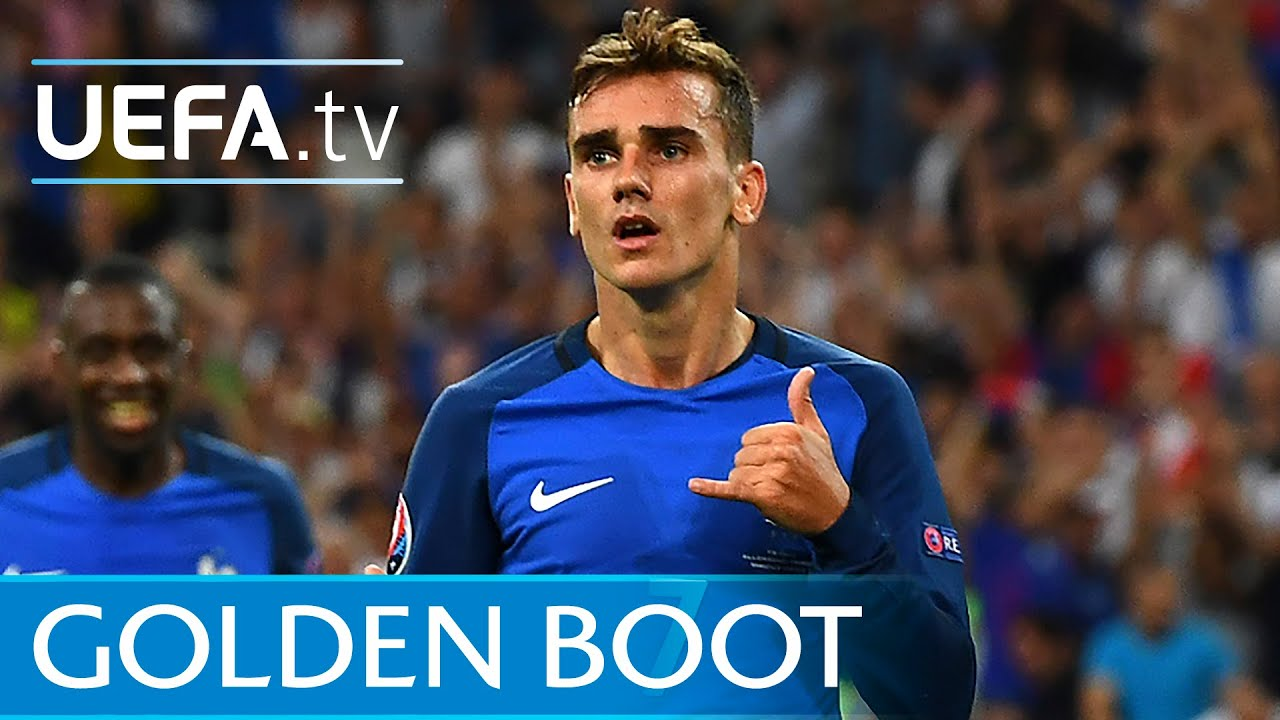 Antoine Griezmann s UEFA EURO 2016 goals  Watch all six strikes - YouTube 32b58fe3c2d6c