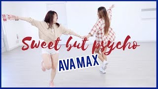Ava Max - Sweet but Psycho | Fitness Dance / Zumba® chorégraphie Vutaa
