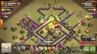 Clash of Clans RH 9 CK 2016-06-05 Zweiter Angriff GoWaWi