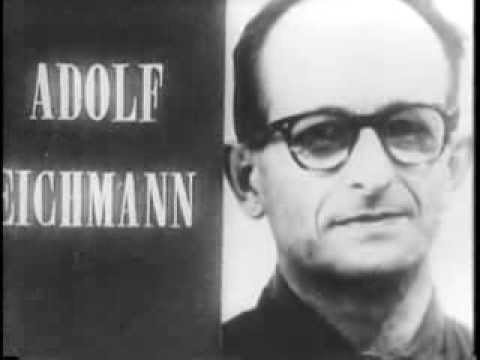 adolf eichmann i search Hunting eichmann is the first complete narrative of a relentless and harrowing   and few people in history have been guilty of more than adolf eichmann  us  from the war years through the post-war trauma and search for nazi war criminals ,.