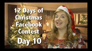 Day 10: Lords, Business Development & Weak Point in Your Business? (12 Days of Christmas Contest)