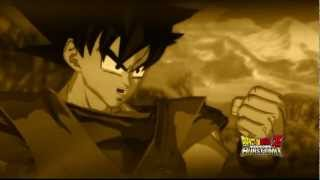 Dragon Ball Z: Burst Limit Opening HD 720p