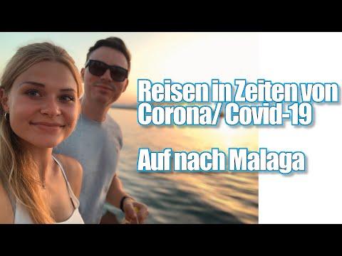 Trotz Covid 19 Urlaub in Spanien? Malaga Reise mit Corona Virus - das ist zu beachten am Flughafen