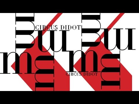 [GET] Circus Didot Font Family