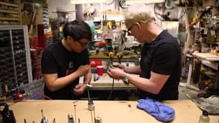 Adam Savage Build Tip: Airbrush Anatomy