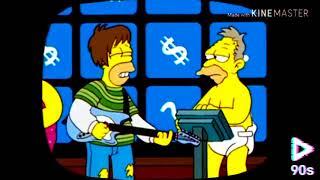 N I R V A N A W A V E - Homer cobain