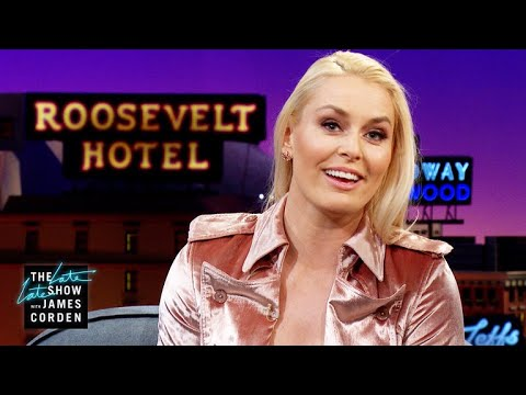 Lindsey Vonn Uses Cheese as Medicine