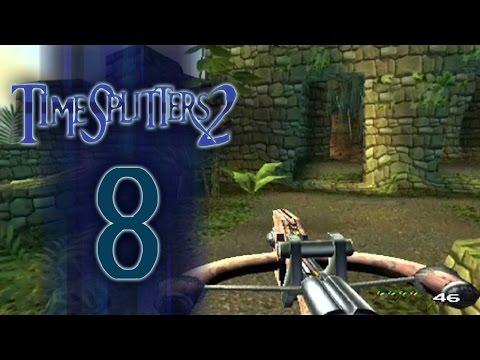 Let's Play TimeSplitters 2 - Episode 8 - Aztec Ruins