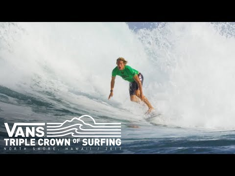 Hawaiian Pro 2017: Final Day Highlights | Vans Triple Crown of Surfing | VANS