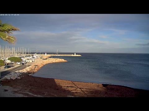 Webcam Hyères - Porquerolles