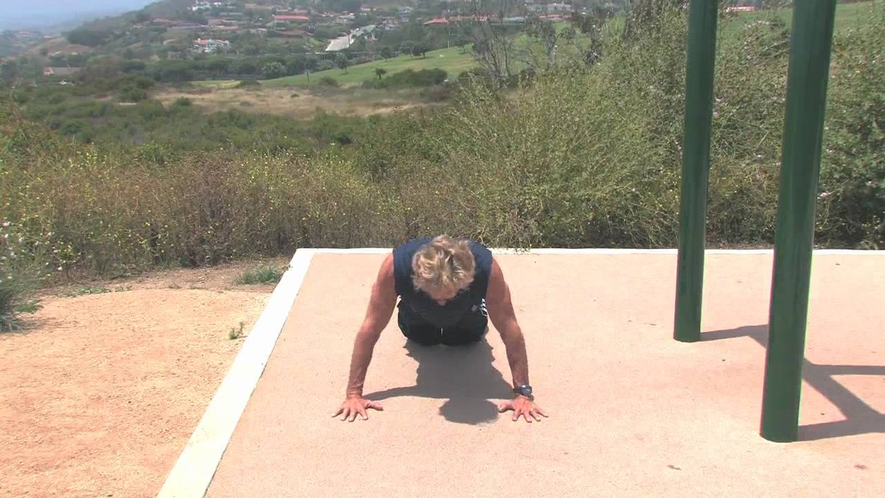 Pushup progression primal blueprint fitness youtube malvernweather Gallery