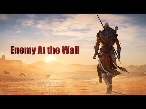 """WAR MUSIC """"Enemy at the Wall"""" The Two Most Aggressive Military Epic Tracks!"""