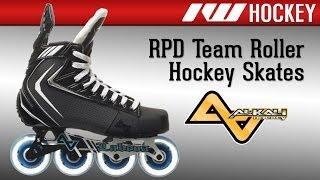 Alkali RPD Team Roller Hockey Skate Review