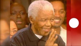 Mandela, une renommée mondiale