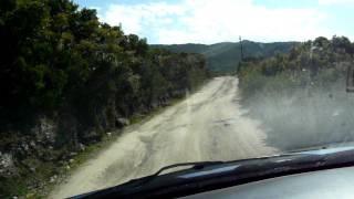Corse route du Camping La Canardière à Casta