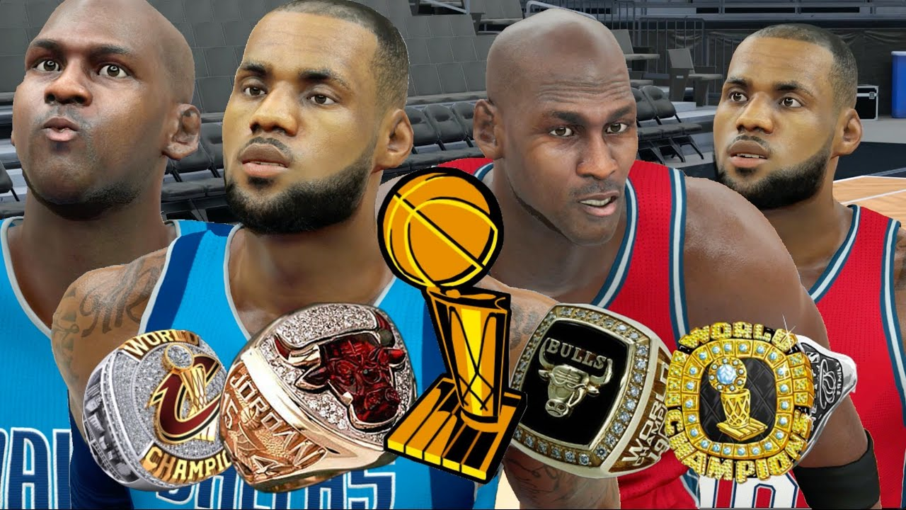 Could Michael Jordan And LeBron James Together Take Any ...  Could Michael J...