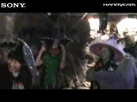 Sony X Ocean Park Halloween 2008 (01/10  11:03PM)