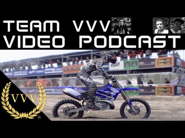Team VVV Podcast 45, TT Isle of Man, MXGP 3, Project CARS 2, Formula Fusion