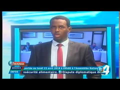 RTD : Journal Somali du 20/04/2018