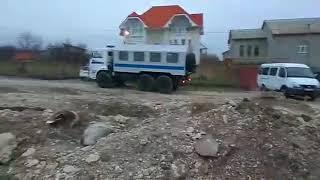 Обыск в доме Фазила Ибраимова. 06.12.17