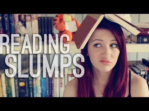 HOW TO OVERCOME READING SLUMPS