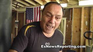 Muhammad Ali Was Special - Vinnie Curdo Was His Sparring Partner - Flashback vid  EsNews Boxing