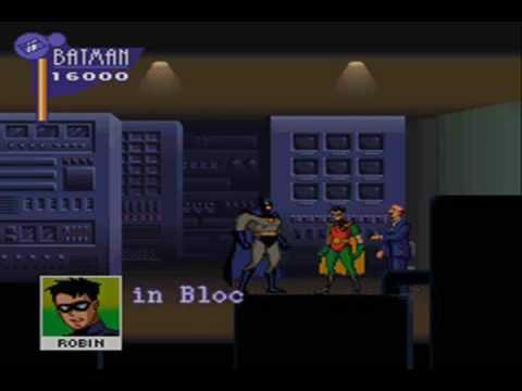 Adventures Of Batman & Robin Game Review (Gen/Snes)