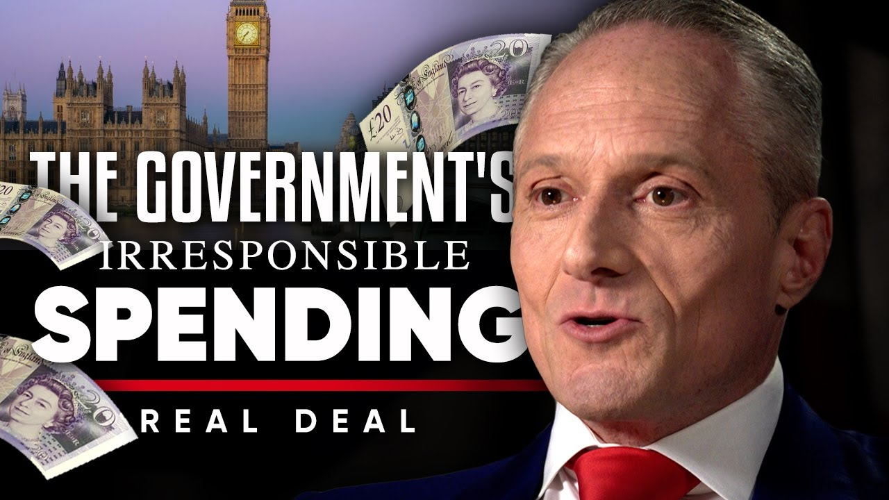 IRRESPONSIBLE SPENDING 💸: How The Government Is Not Spending Our Money Correctly – Brian Rose