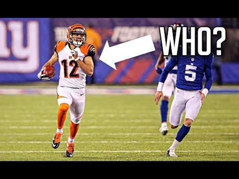 NFL Best Plays By Unknown Players